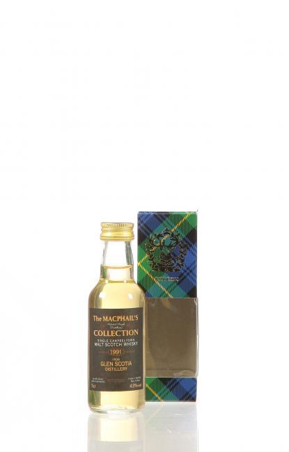 Miniatur Glen Scotia MacPhail's Collection