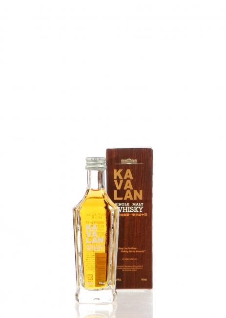 Miniatur Kavalan Single Malt