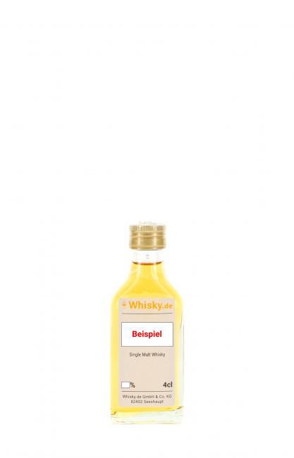 Miniatur Lagavulin Distillers Edition