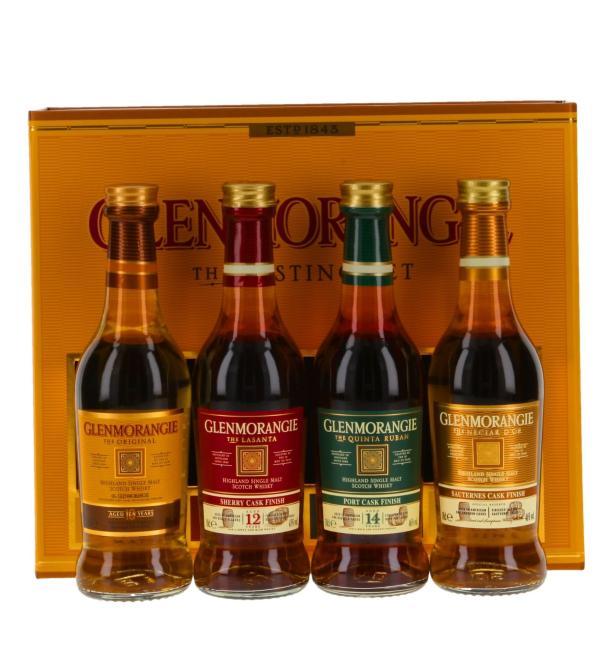 Miniatursortiment Glenmorangie Taster Pack