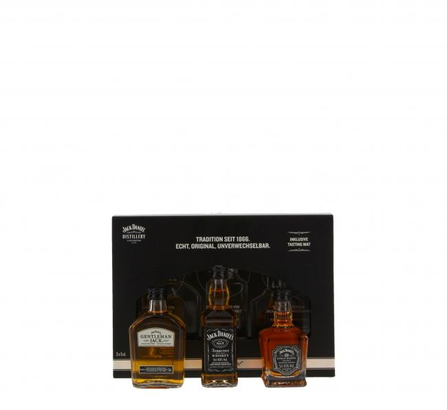Miniatursortiment Jack Daniel's