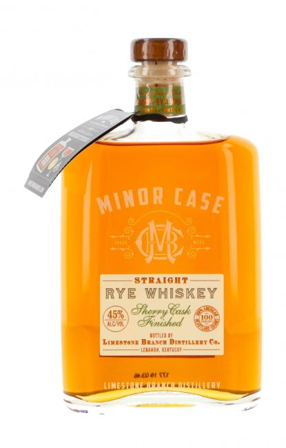 Minor Case Sherry Cask Finished