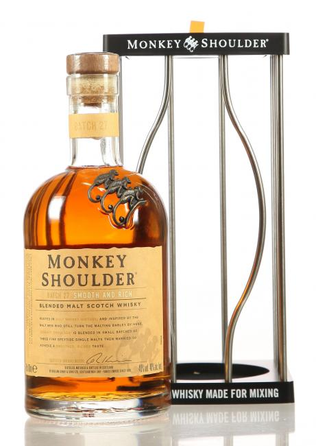 Monkey Shoulder Käfig