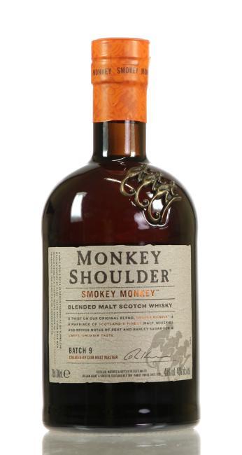 Monkey Shoulder Smokey Monkey