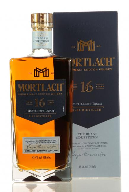 Mortlach Distiller's Dram