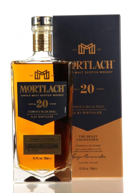 Mortlach Cowie's Blue Seal