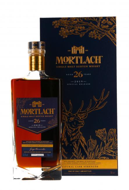 Mortlach Rich & Bold