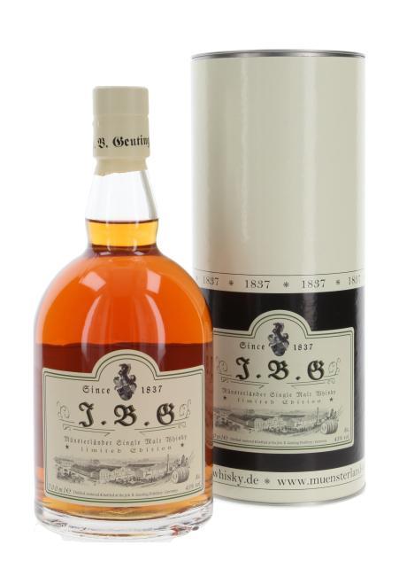 J.B.G. Münsterländer Bourbonfass