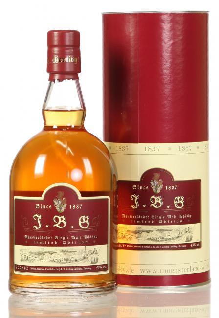 J.B.G. Münsterländer Sherry