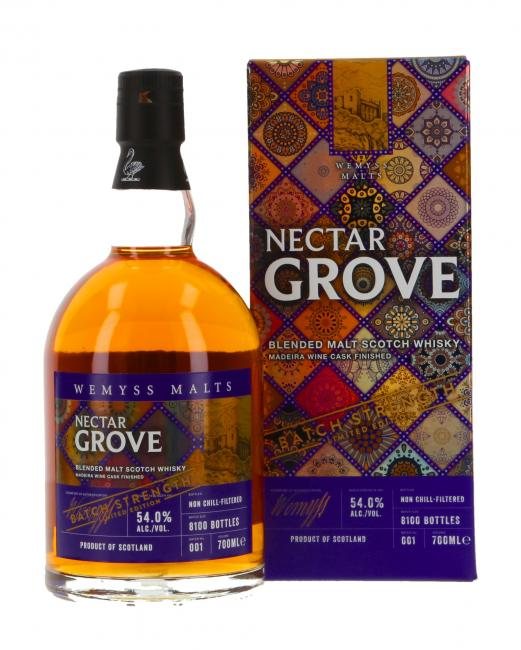 Nectar Grove Batch Strength Madeira