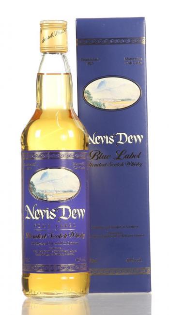 Nevis Dew Blue