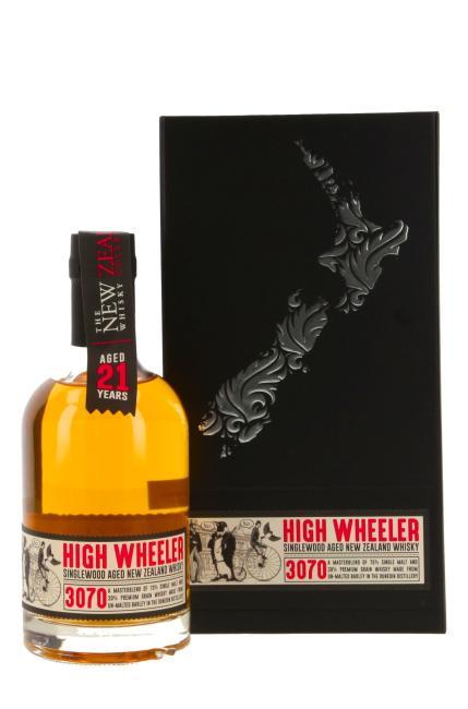 The New Zealand High Wheeler