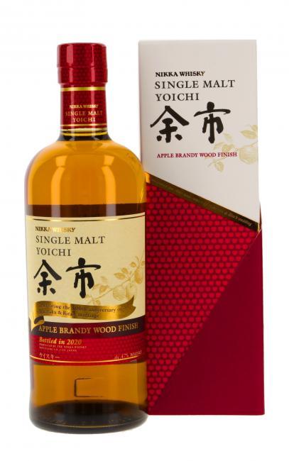 Nikka Yoichi Apple Brandy Finish