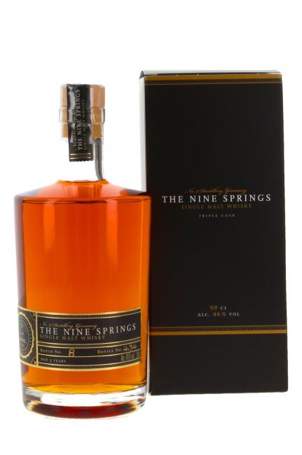 The Nine Springs Triple Cask