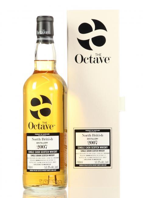 North British Octave 'Whisky.de exklusiv'