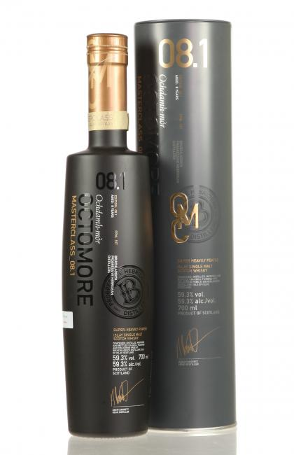 Octomore 08.1 Scottish Barley