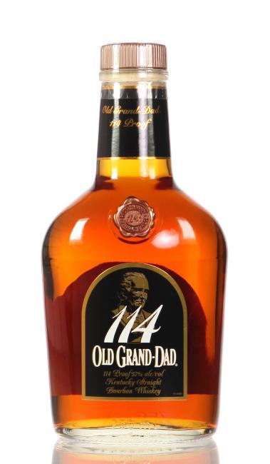 Old Grand Dad 114 Proof