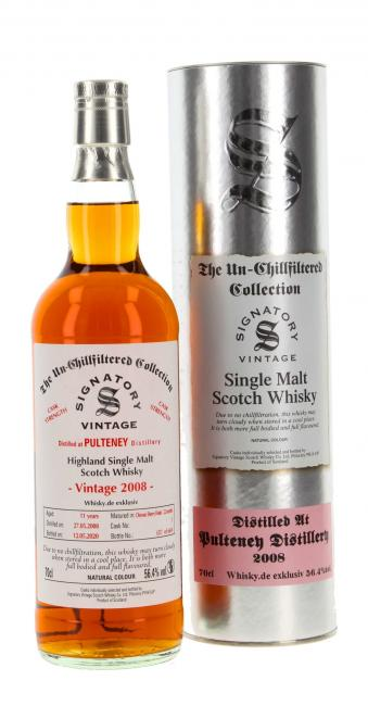 Pulteney 'Whisky.de exklusiv'
