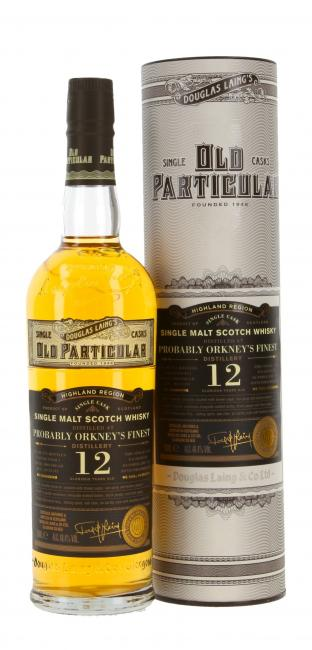 Probably Orkney's Finest Old Particular
