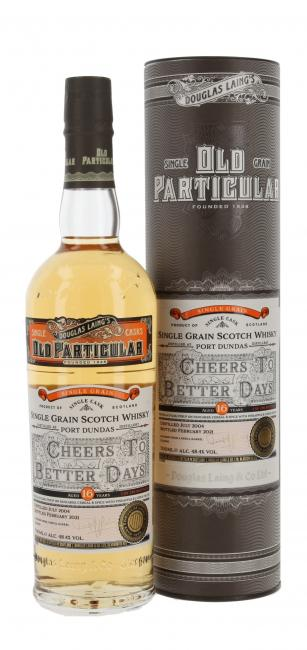 Port Dundas Cheers to Better Days Old Particular