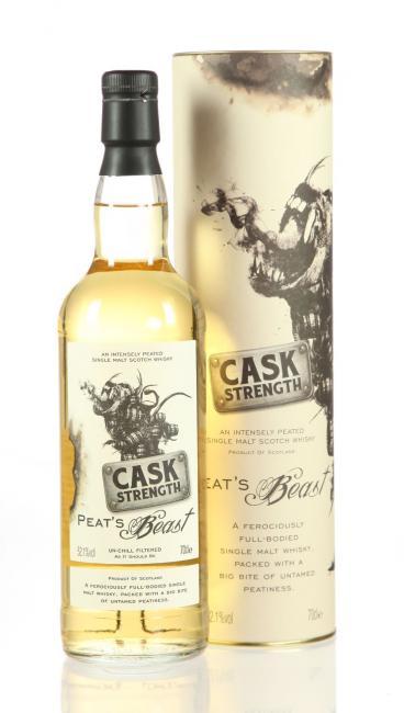 Peat's Beast Cask Strength