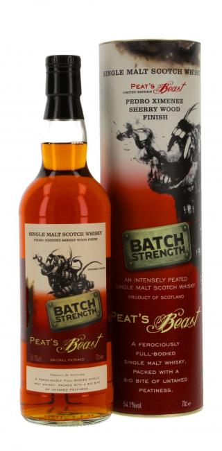 Peat's Beast Batch Strength PX