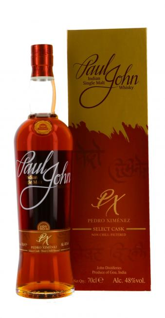 Paul John Pedro Ximénez Select Cask