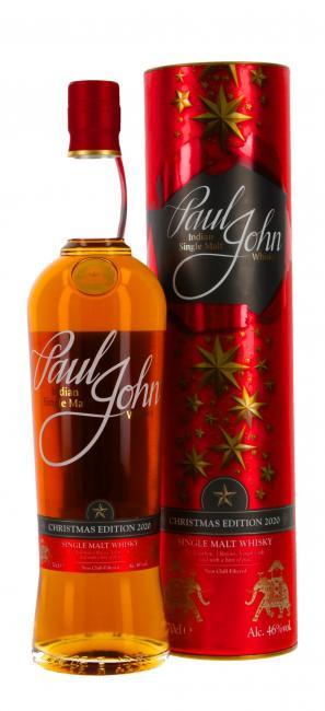 Paul John Triple Cask