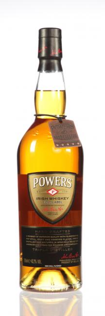 Powers Gold Label non-chill filtered