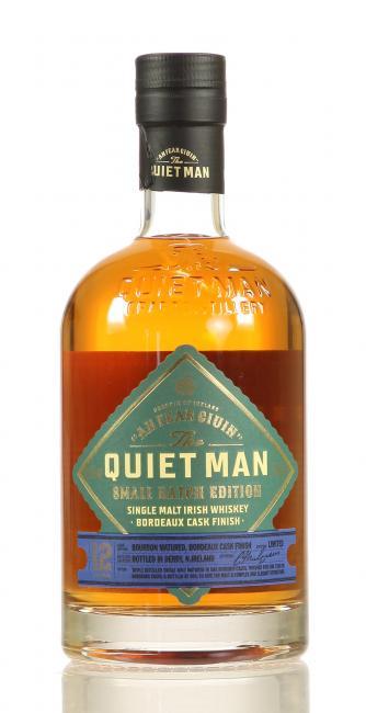 The Quiet Man Bordeaux Finish