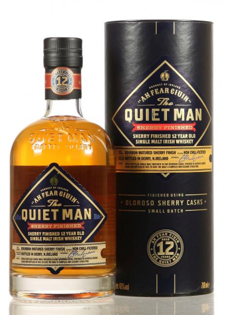 The Quiet Man Sherry Finish