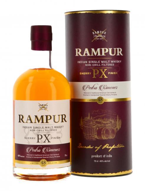 Rampur PX Sherry Cask