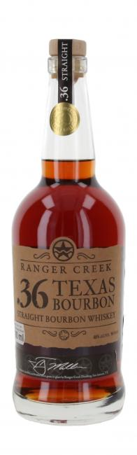 Ranger Creek . 36 Straight Bourbon