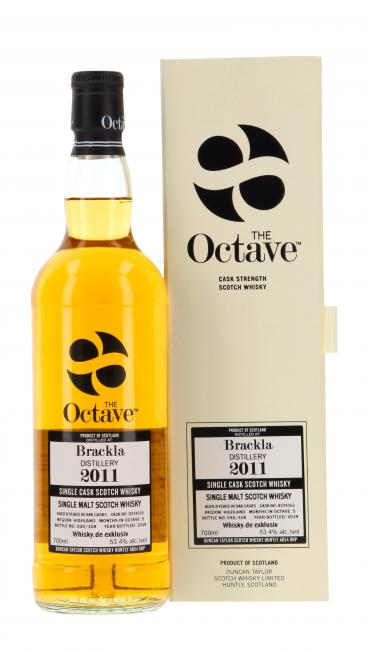Royal Brackla Octave 'Whisky.de exklusiv'