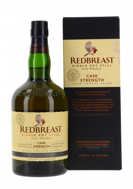 Redbreast Cask Strength