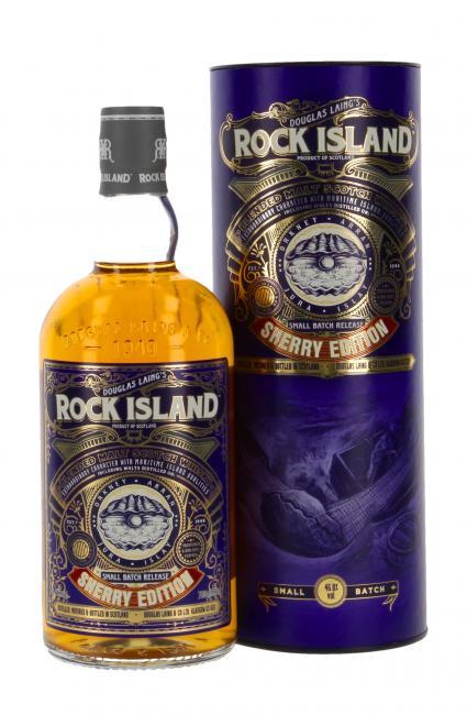 Rock Island Sherry Edition