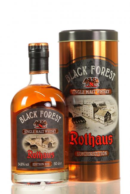 Rothaus Black Forest Madeira Finish