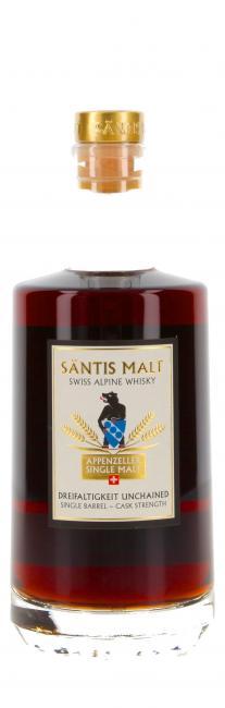 Säntis Dreifaltigkeit Unchained 'Whisky.de exklusiv'