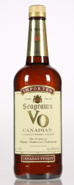 Seagrams VO