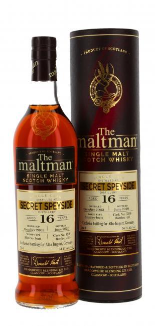 Secret Speyside The Maltman