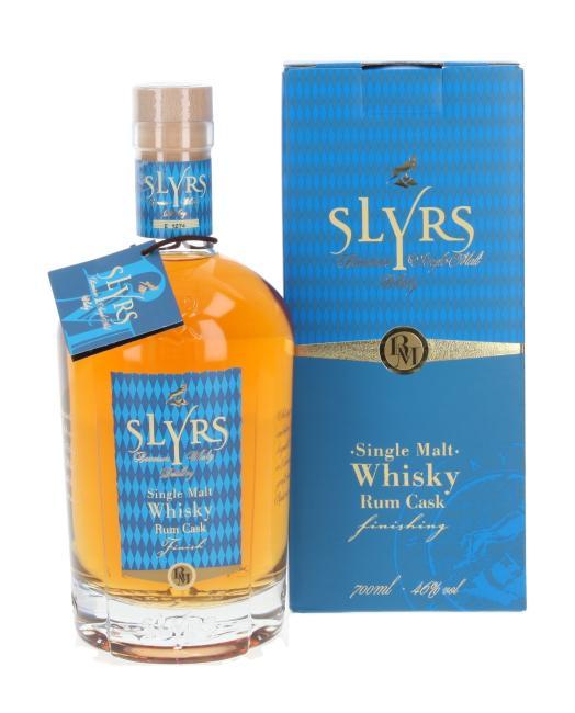 Slyrs Rum Finish