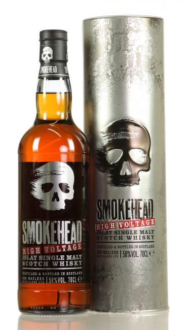 Smokehead High Voltage