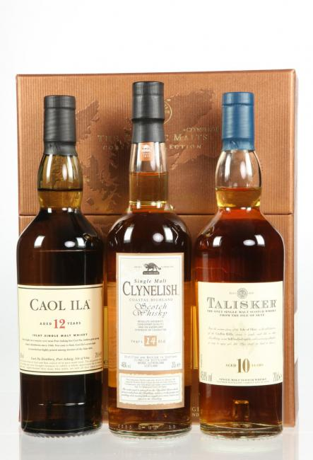 Classic Malts Collection Coastal Pack