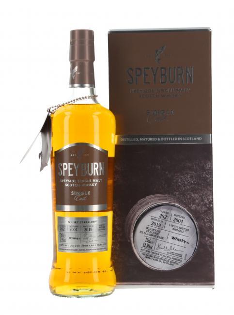 Speyburn Single Cask Bourbon 'Whisky.de exklusiv'