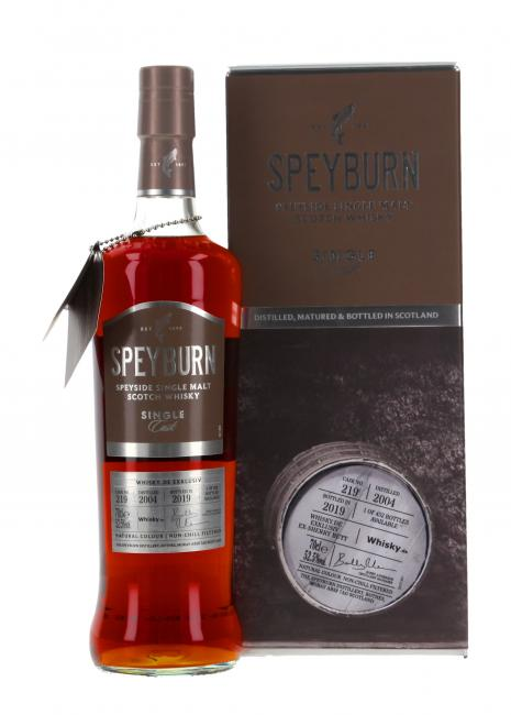 Speyburn Single Cask Sherry 'Whisky.de exklusiv'