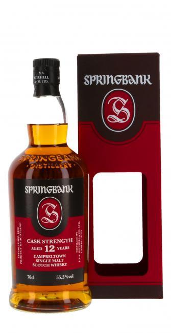 Springbank Cask Strength