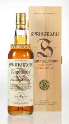 Springbank Millennium