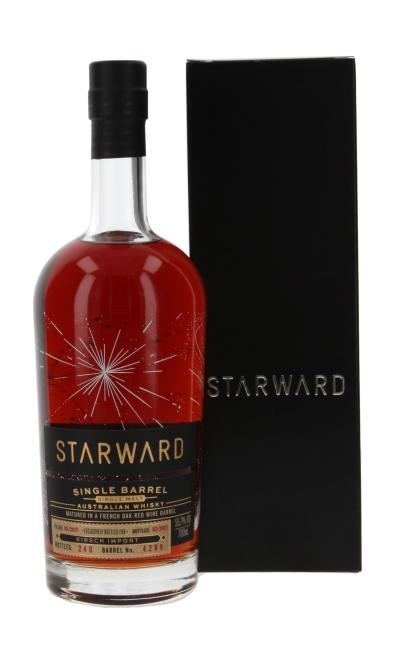 Starward Single Barrel
