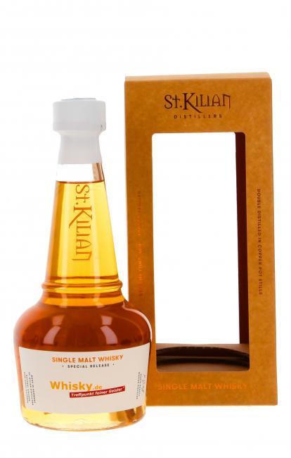 St. Kilian 'Whisky.de exklusiv' Turf-Peak, Ex Old Forester