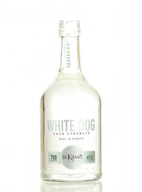 St. Kilian White Dog Cask Strength